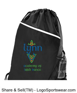 Drawstring Dance Bag Design Zoom