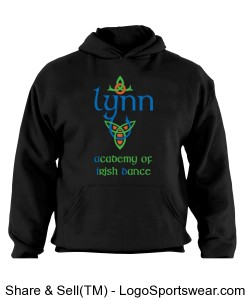 Youth Pullover Sweatshirt Design Zoom